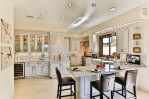 Transitional Kitchen Cabinets In Venice CA
