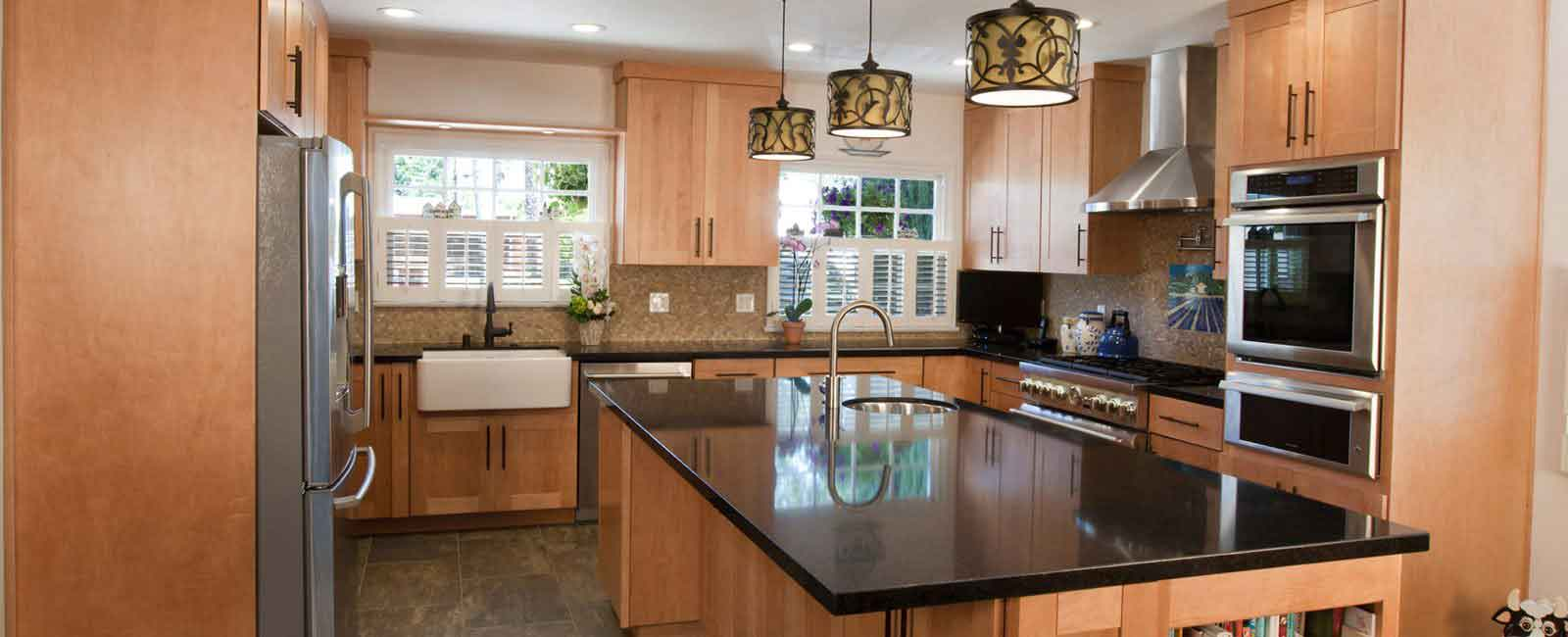 ... Custom Kitchen Cabinets In Santa Monica CA ...