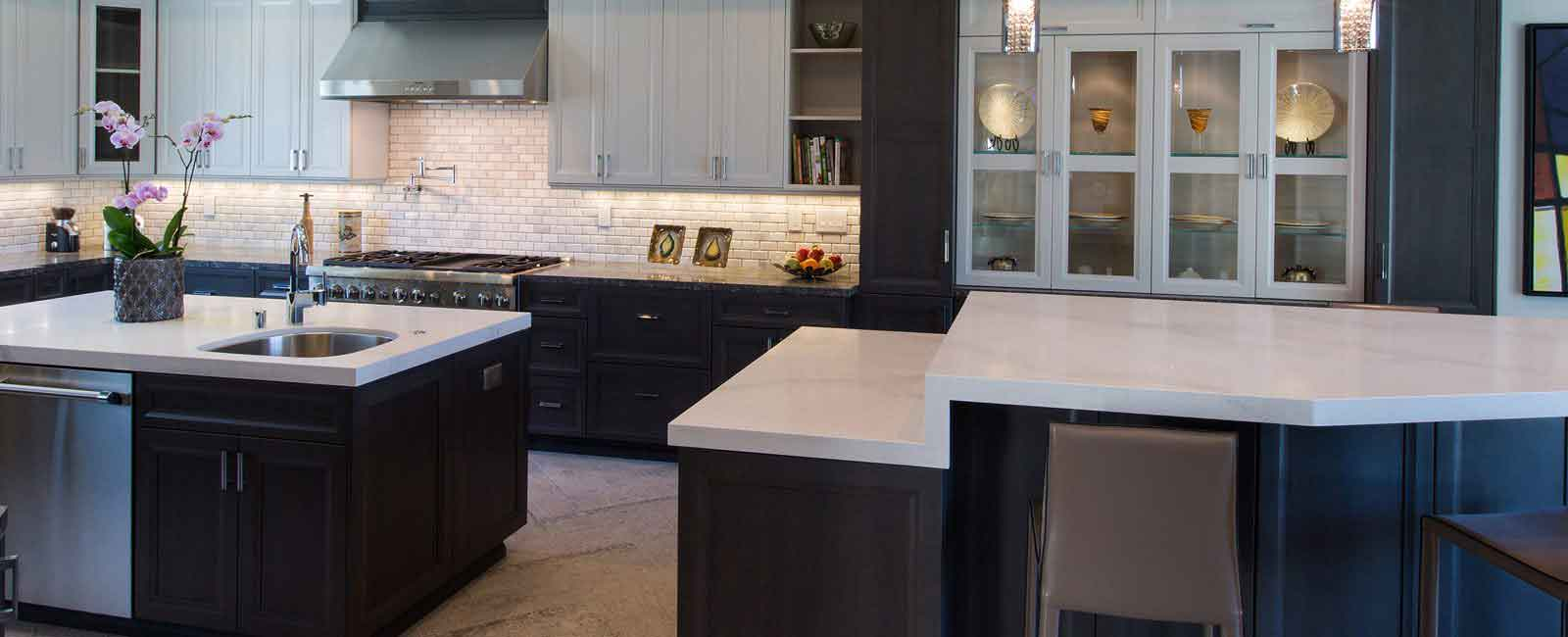 Custom Kitchen Countertops In Santa Monica CA