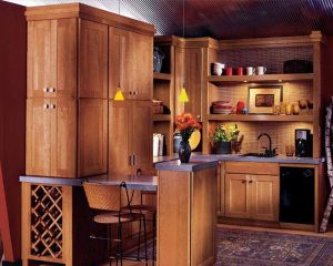 Residential Custom Kitchen Cabinets In Malibu CA