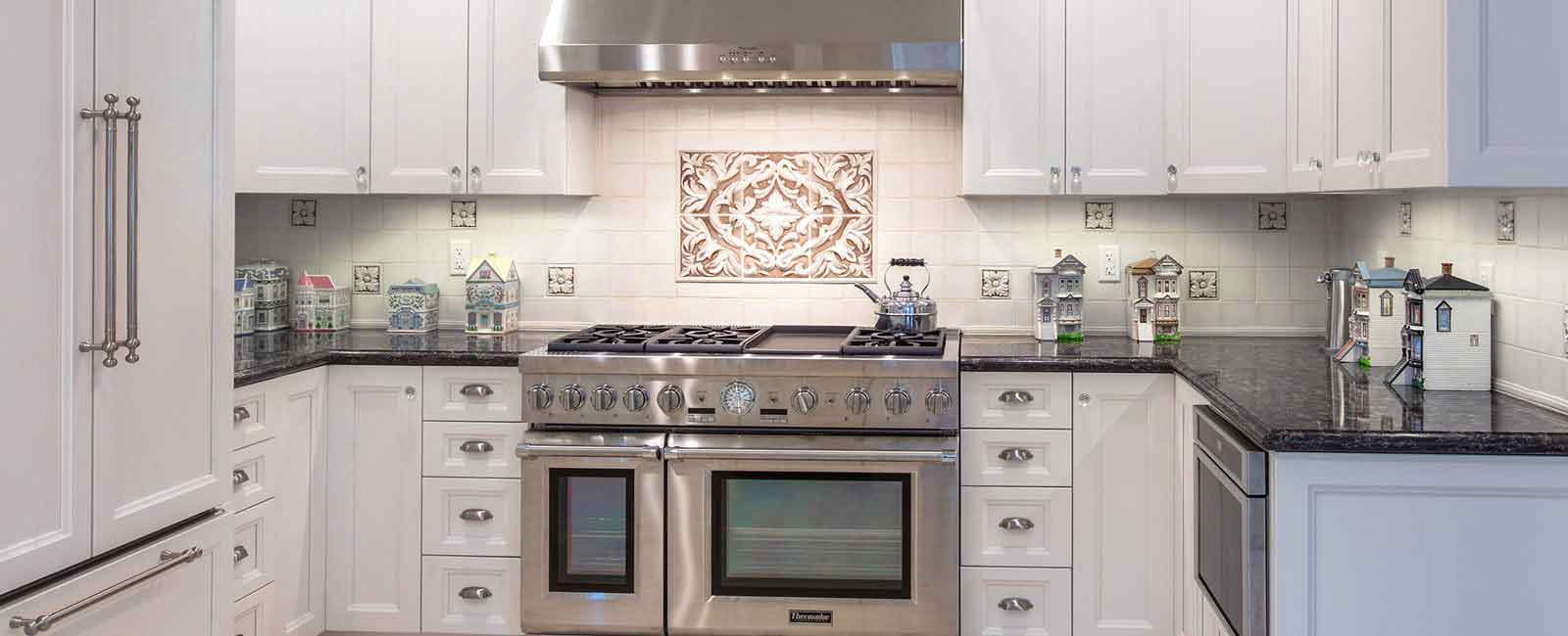 Residential Custom Kitchen Cabinets In Santa Monica CA