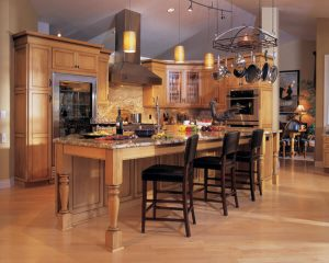 Residential Kitchen Cabinets In Rolling Hills CA