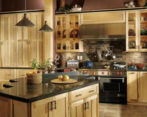 Residential Kitchen Cabinets Refacing In Beverly Hills CA
