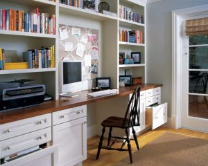 Wooden Desk Cabinets In Westchester CA